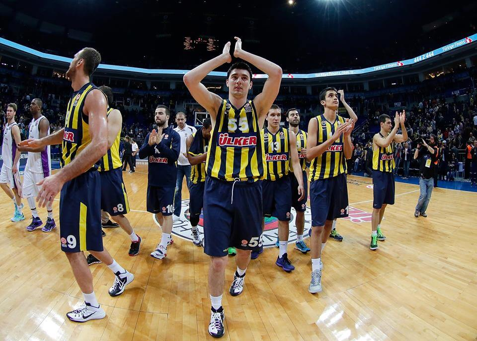 (dall'account ufficiale facebook.com/TheEuroleague)