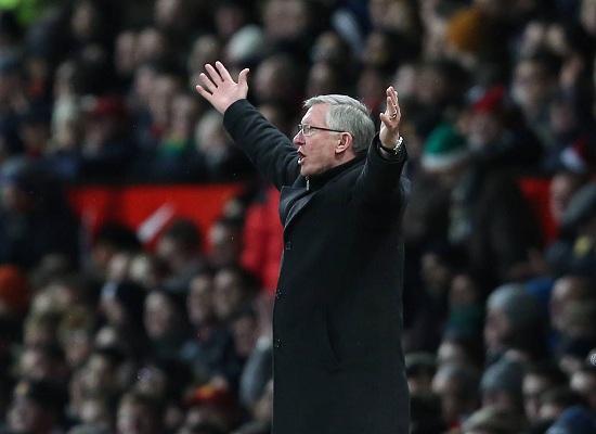 Sir Alex Ferguson (Infophoto)