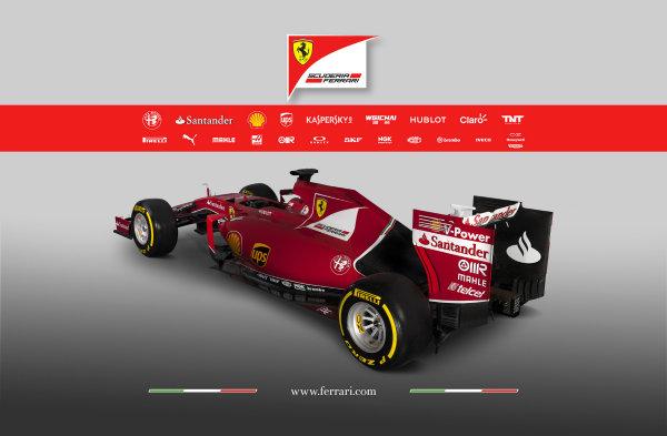 La nuova Ferrari SF15-T