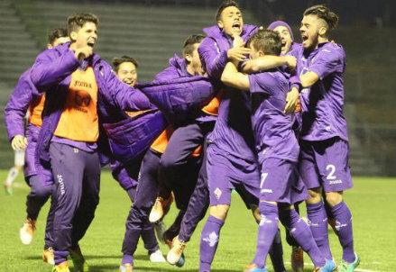 Fiorentina Primavera (Foto Infophoto)