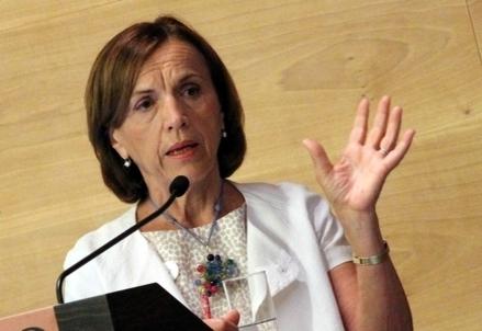 Il ministro del Lavoro, Elsa Fornero (InfoPhoto)