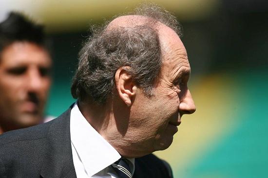 Rino Foschi, direttore sportivo del Genoa (Infophoto)
