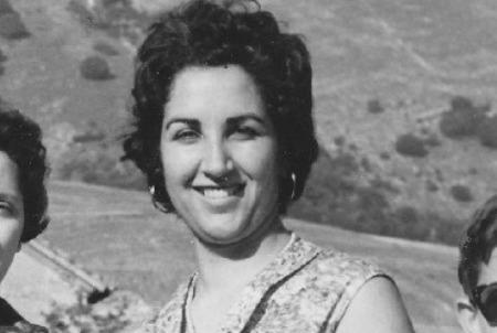 La madre dell'autore del libro