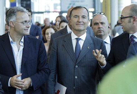 Il responsabile Esteri del Pdl, Franco Frattini