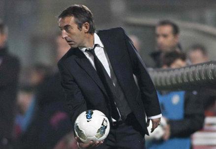 Marco Giampaolo, nuovo allenatore dell'Empoli (Infophoto)