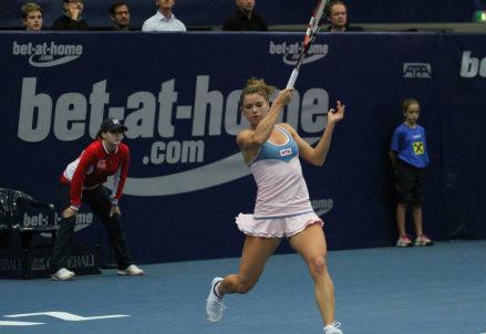 Camila Giorgi, 22 anni, seconda finale WTA