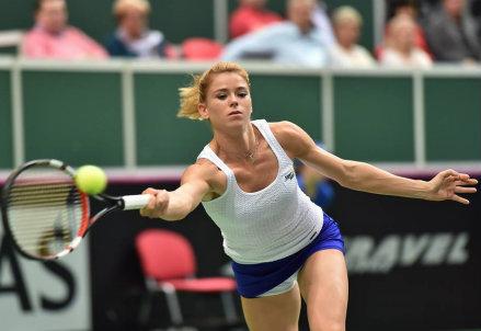 Camila Giorgi, 22 anni, una finale WTA in carriera