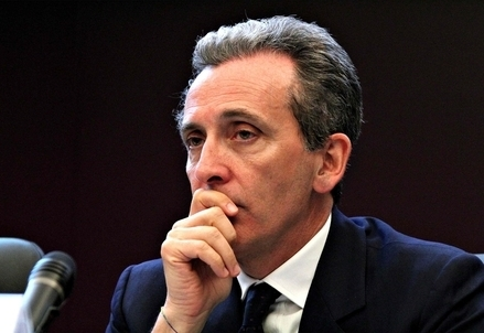 Vittorio Grilli (Infophoto)