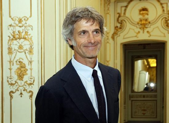 Guido Barilla, 56 anni (Infophoto)