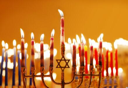Il candelabro ebraico