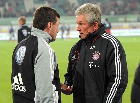 Jupp Heynckes, allenatore del Bayern Monaco (Infophoto)