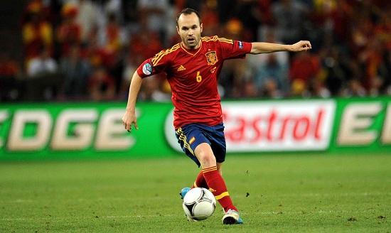 Andres Iniesta decise la finale 2010 (Infophoto)