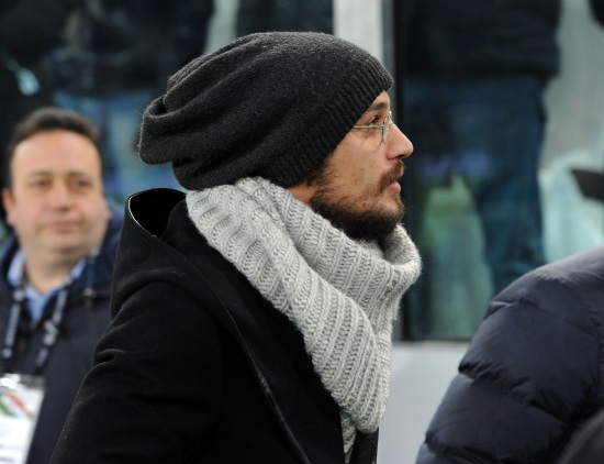 Osvaldo, attaccante Juventus (Infophoto)