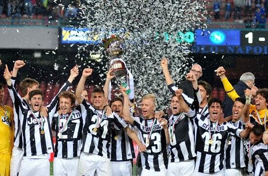 La Juventus Primavera (Infophoto)