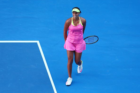 Madison Keys, 19 anni (dall'account facebook.com/AustralianOpen)