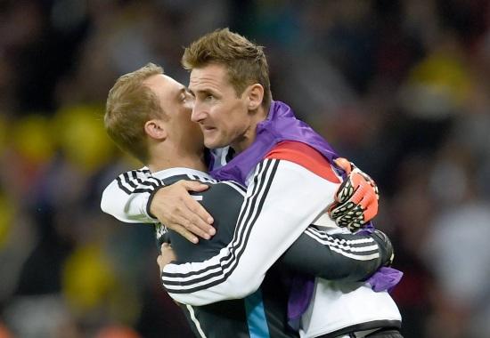 Miroslav Klose, 36 anni: 16 gol nelle edizioni di Coppa del Mondo (Infophoto)