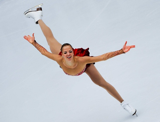 Carolina Kostner (Infophoto)