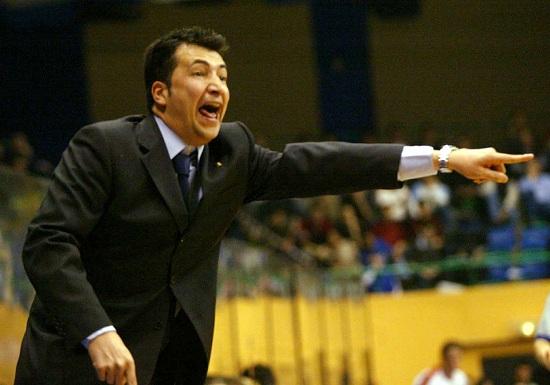 Luca Banchi, allenatore Siena (Infophoto)