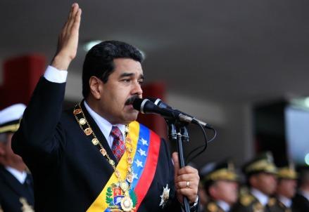 Nicolas Maduro (Infophoto)