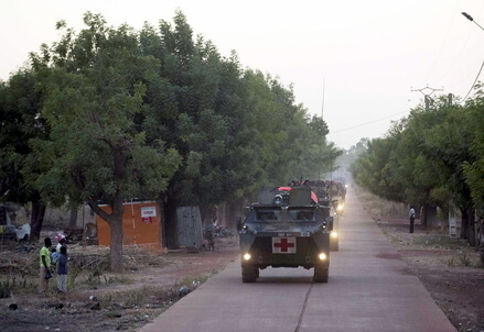 Mali (Infophoto)