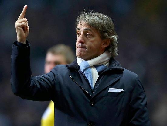 Roberto Mancini è tornato all'Inter dopo più di 4 anni (Infophoto)