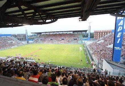 Il Mapei Stadium (Infophoto)