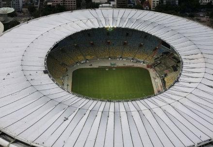 Il nuovo Maracanà pronto per i Mondiali