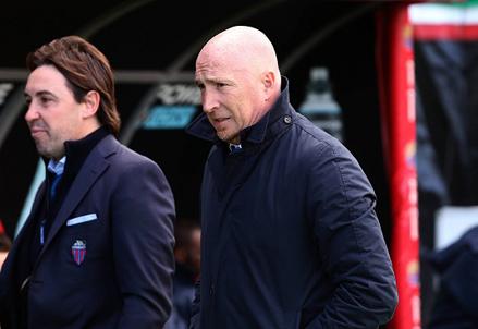 Rolando Maran ha sostituito Corini sulla panchina del Chievo (Infophoto)
