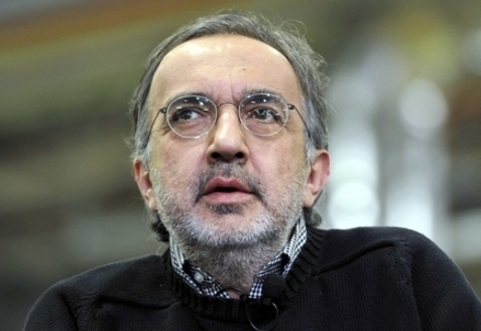 Sergio Marchionne (Foto InfoPhoto)