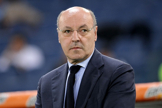 Beppe Marotta (Fonte Infophoto)