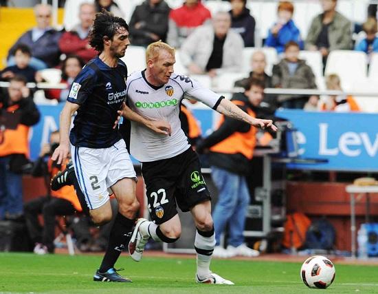 Jeremy Mathieu, 30 anni, terzino sinistro del Barcellona (Infophoto)