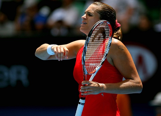 Amélie Mauresmo, 34 anni, è il nuovo coach di Andy Murray