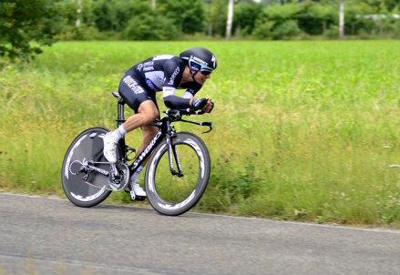 Gianni Meersman, leader del Giro di Vallonia 2014
