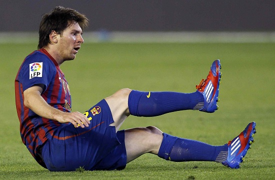 Lionel Messi (Foto: Infophoto)