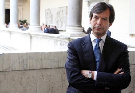 Carlo Messina, Ceo di Intesa Sanpaolo