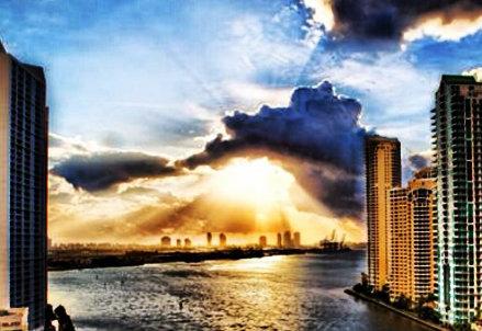 Splende il sole su Miami: oggi si gioca ancora