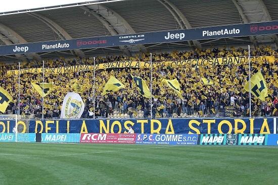 Lo stadio Alberto Braglia di Modena (INFOPHOTO)