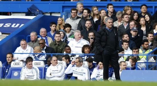 José Mourinho, 51 anni (Infophoto)