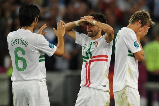Joao Moutinho ha segnato il gol partita (Infophoto)
