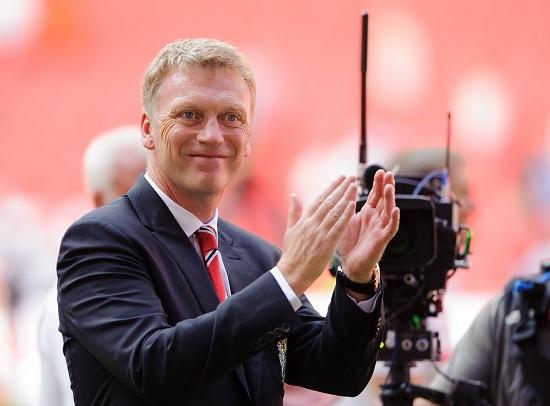 David Moyes, da questa stagione allenatore del Manchester United (Foto Infophoto)