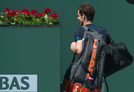 Andy Murray, 27 anni, quarta finale a Miami (Infophoto)
