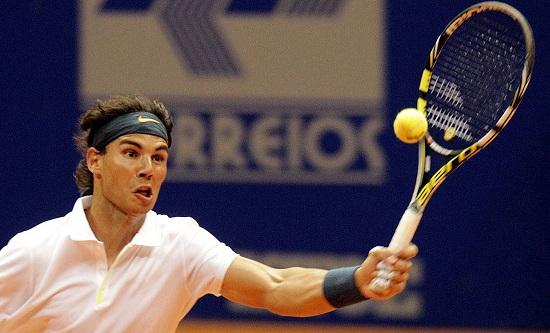 Rafa Nadal è agli ottavi di finale (Infophoto)
