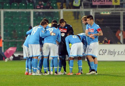 dall'account Twitter ufficiale @sscnapoli)