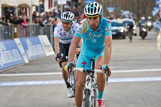 Vincenzo Nibali ha vinto la Tirreno-Adriatico 2013 (Infophoto)
