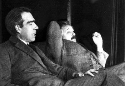 Bohr e Einstein