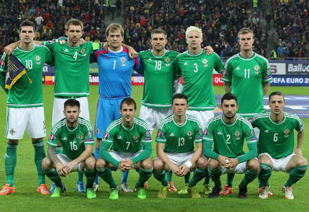(dall'account ufficiale facebook.com/OfficialIrishFA)