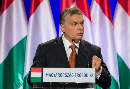 Viktor Orbán (Infophoto)