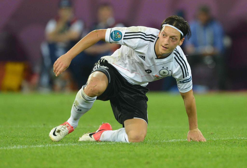 Mesut Ozil (Infophoto)