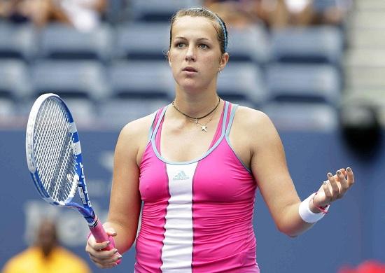 Anastasia Pavlyuchenkova (22 anni) quest'anno ha vinto a Monterrey e Oeiras (Infophoto)