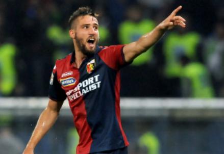 Pavoletti, attaccante Genoa